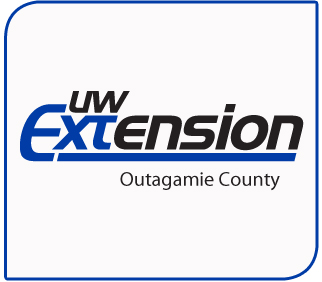 UW-Extension Outagamie County logo