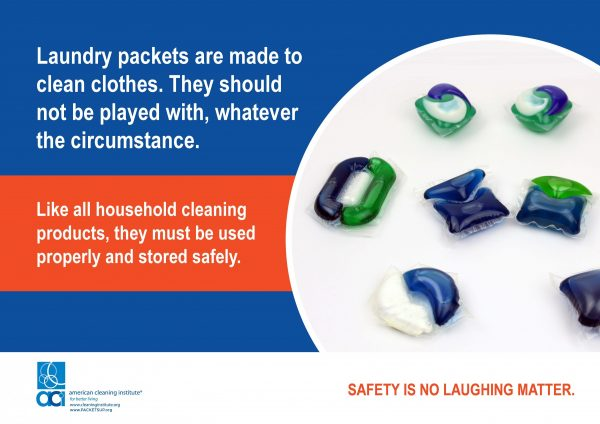 PDF warning of the dangers of laundry packs